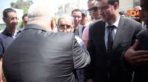 Cover Video -Le360.ma •Le360الحارس الشخصي لبنكيران يعتدي على صحفي