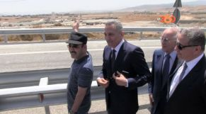 غلاف فيديو... وزراء في موقع انشاء مدينة محمد السادس طنجة تيك