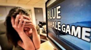 تحدي الحوت الأزرق