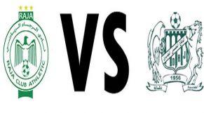 الرجاء الرياضي البيضاوي ضد الدفاع الحسني الجديدي