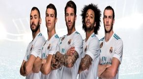 بعض لاعبي ريال مدريد