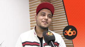 cover:مهدي مزين: فكرة الألبوم ماشي مربحة وعندي استراتيجية في الإنتشار