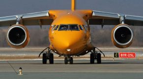 طائرة روسية
