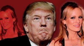 ترامب وممثلة إباحية