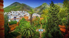 سياحة الربيع بالمغرب