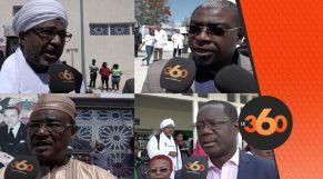 cover: suite aux provocations des séparatistes des ambassadeurs africains soutiennent le Maroc