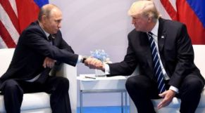 ترامب بوتين