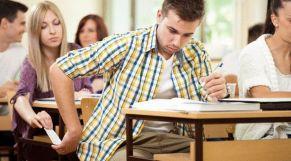 غش في الامتحان