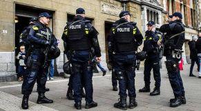 شرطة هولندا