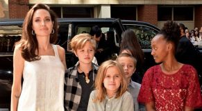 جولي وأولادها