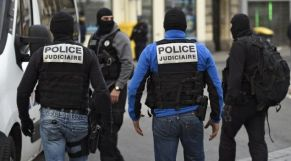 شرطة الإرهاب الفرنسية