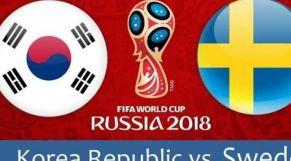 السويد وكوريا