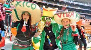 جماهير المكسيك