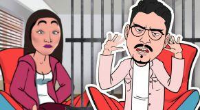 غلاف فيديو - لابريكاد 36 : مول الكاسكيطة باغي يدخل المغاربة كاملين للحبس ودنيا باطمة اللي دوا معاها يرعف .
