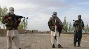 عناصر من داعش بأفغانستان