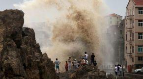 إعصار مانغوت الفلبين