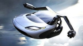 سيارة طائرة