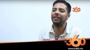 cover Video -Le360.ma •اسماعيل التطواني: أغنتي مع الحمداوية وجدتها في خمسة أيام