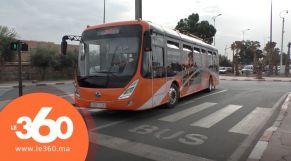 غلاف فيديو - هذه حصيلة الحافلات الكهربائية بمراكش بعد عام من الإطلاق