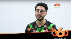 cover Video -Le360.ma • نزار غالي: الفن كيكمل الطب وبزاف طرائف تتوقع لي بسبب الغناء للمرضى