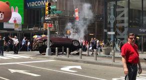 حادثة سير نيويورك
