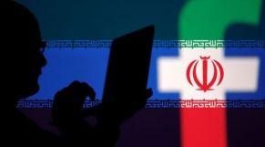 فيسبوك وإيران