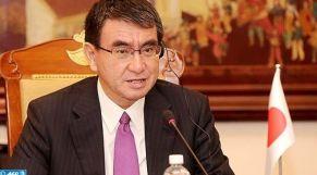 وزير الخارجية الياباني
