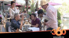 cover Video -  Le360.ma •  الدوكنة يجمع نجوم الكوميديا في أحدث أفلامه المغربية