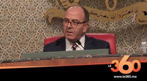غلاف فيديو - تصريح بنشماش بعد إنتخابه رئيسا لمجلس المستشارين لولاية ثانية