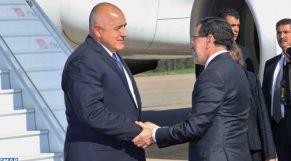 العثماني يستقبل الوزير الأول البلغاري