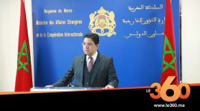 cover vidéo:Le360.ma •بوريطة: قرار مجلس الأمن يلزم البوليساريو باحترام وقف إطلاق النار