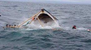 انقلاب قارب صيد