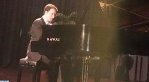 عازف البيانو مروان بنعبد الله