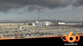 Cover_Vidéo:Le360.ma •فعاليات الدورة الخامسة ل أيام اللوجستيك بميناء طنجة المتوسط