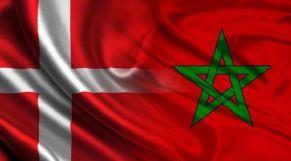 المغرب والدنمارك