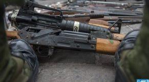 أسلحة الجزائر
