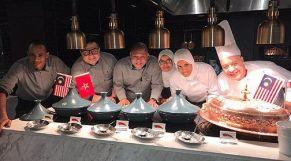 أسبوع الطبخ المغربي في كوالالمبور