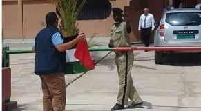 مبنى القنصلية المغربية بنواذيبو