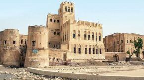 قلعة زبيد التاريخية باليمن