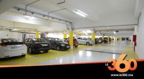 cover vidéo: Le360.ma •Parking théâtre Mohammed V
