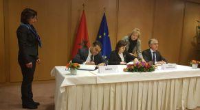 التوقيع على اتفاق الصيد البحري