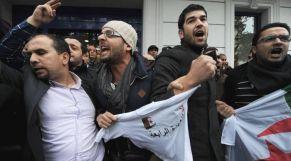 اعتقال صحفيين جزائريين