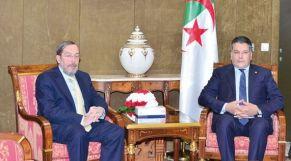 سفير إسبانيا بالجزائر
