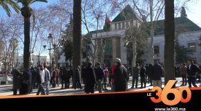 Cover_Vidéo: Le360.ma •استئناف محاكمة حامي الدين بفاس بحضور مناصري الضحية