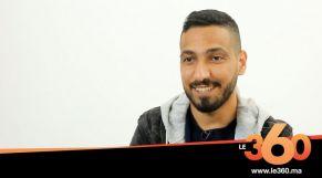 cover: فيصل باشي: نظرة الناس أقسى من السرطان ويسار هو إللي كيضحكني