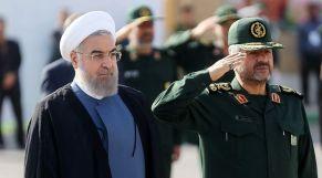 روحاني والحرس الثوري