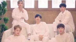 فرقة غنائية كورية