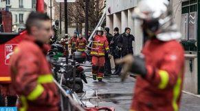 حريق باريس 2