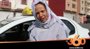 Cover_Vidéo: Le360.ma •نساء بمهن رجالية.. أول سائقة تاكسي بمدينة أسفي