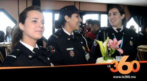 Cover_Vidéo: Le360.ma • هكذا احتفلت المديرية العامة للأمن الوطني بنسائها بمناسبة 8 مارس